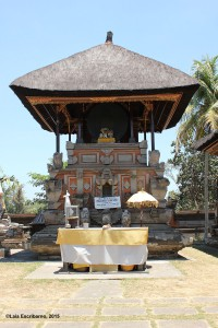Moon of Pejeng is the world biggest kettle drum.
