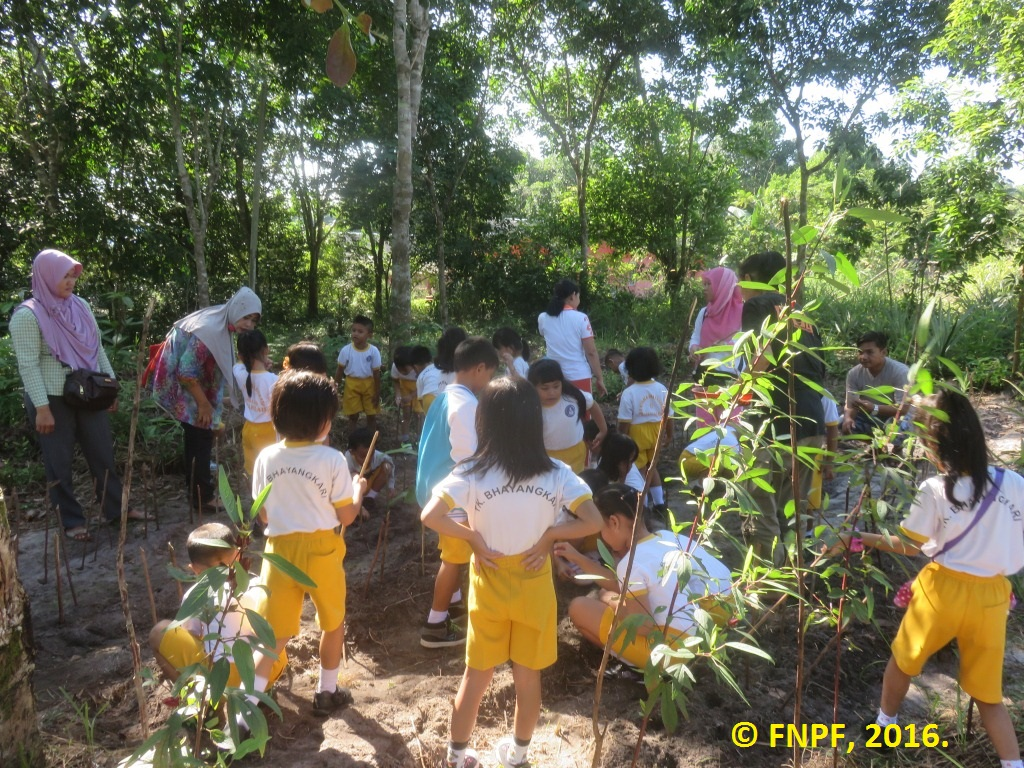 early childhood conservation education program friends of the